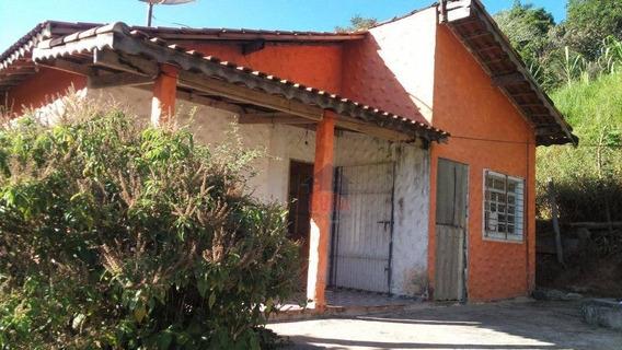 Chácara Com 2 Dormitórios À Venda, 1000 M² Por R$ 260.000,00 - Mato Dentro - Mairiporã/sp - Ch0104