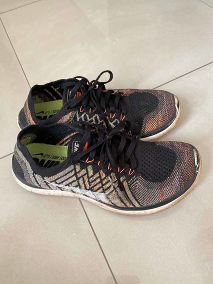 Tênis Nike Free 4.0 Flyknit Tamanho 39