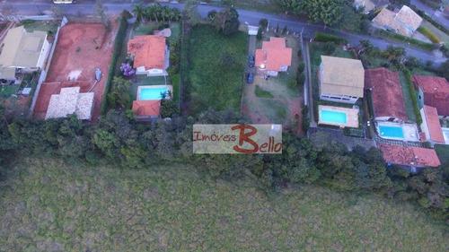 Imagem 1 de 18 de Chácara Com 2 Dormitórios Para Alugar, 1000 M² Por R$ 1.850,00/mês - Jardim Leonor - Itatiba/sp - Ch0063