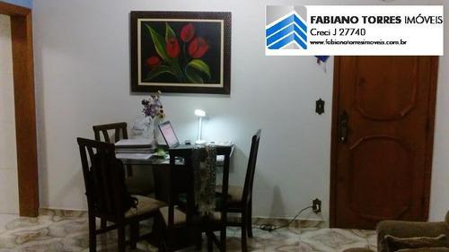 Apartamento Para Venda Em São Bernardo Do Campo, Vila Florida, 2 Dormitórios, 1 Banheiro, 1 Vaga - 1388_2-571892