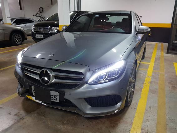 Mercedes-benz C250 Impecável, Unico Dono, Blindada!!