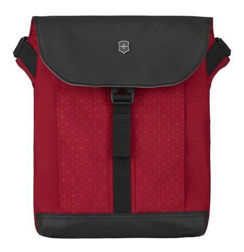 Imagen 1 de 4 de Bolso Victorinox Rojo Altmont Original Flapover Digital Bag 606753