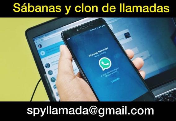 Investigación - Llamada Conversaciones Sabana Telcel Detalle