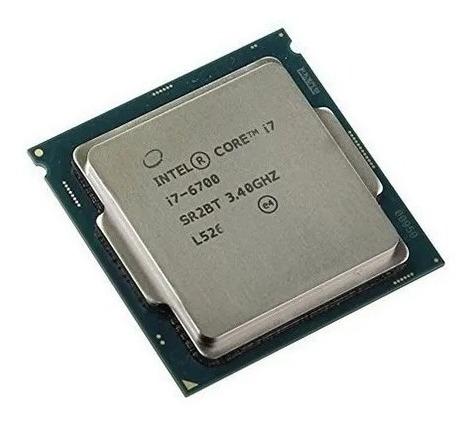 Processador Intel Core I7 6700 4.0ghz 8mb Lga 1151 Oem
