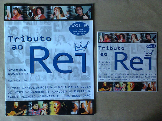 Cd Tributo Ao Rei Vol.2