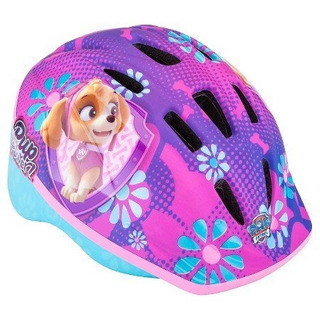 Paw Patrol Bike Helmet Skye Tamano Del Nino