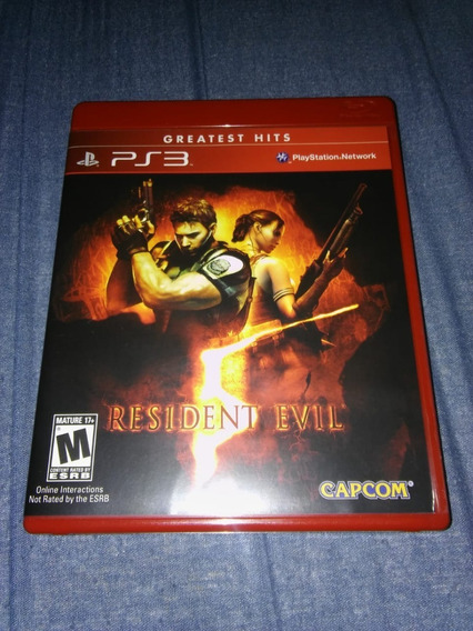 Resident Evil 5: Greatest Hits Ps3
