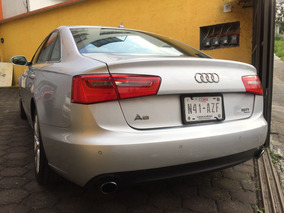 Audi A6 2012 Elite V6 3.0t 300hp Stronic Qc Factura Agencia