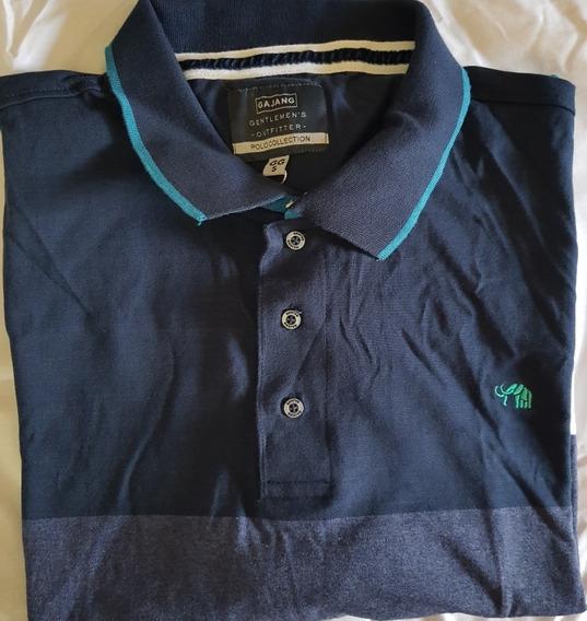 Camisa Polo Gajang Plus Size - Gg5