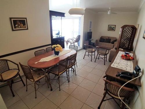 Apartamento Com 3 Dormitórios À Venda, 150 M² Por R$ 850.000 - Praia Das Astúrias - Guarujá/sp - Ap4544 - 34711445