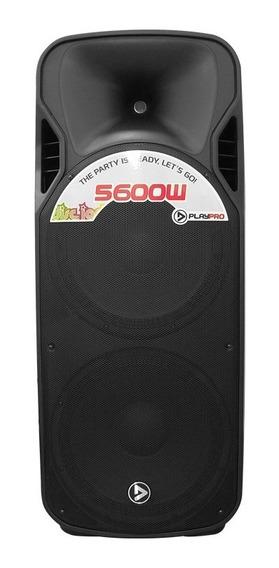 Parlante Pasivo Doble Pl5600 15 Pulgadas 5600 Watts Max