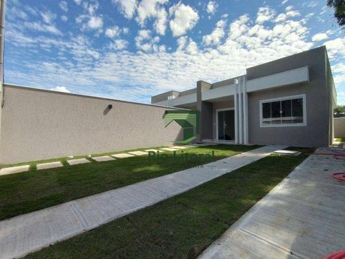 Imagem 1 de 22 de Casa À Venda, 78 M² Por R$ 310.000,00 - Recanto - Rio Das Ostras/rj - Ca1224