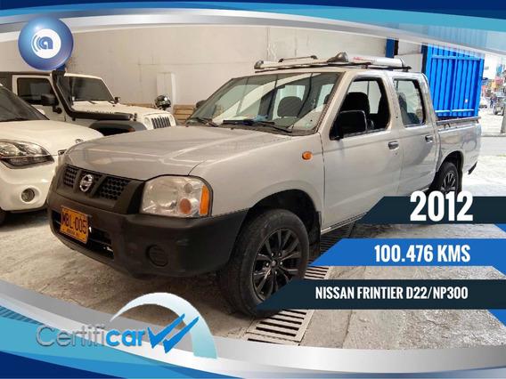Nissan Frontier Np300 Financio