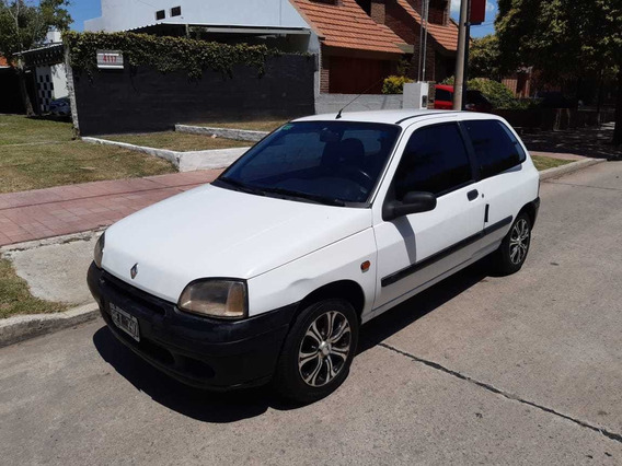 Clio 16 Aire Y Gnc 1997. Muyyy Lindo !!