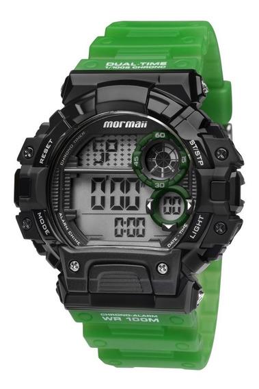 Relógio Mormaii Moyp13613/8v Moyp136138 Muda Cor - G-shock