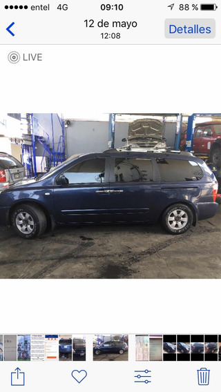 Kia Carnival Grand Full Gas 5ta G