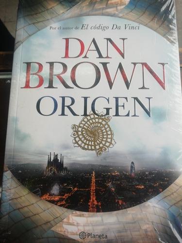 Libro Origen Dan Brown