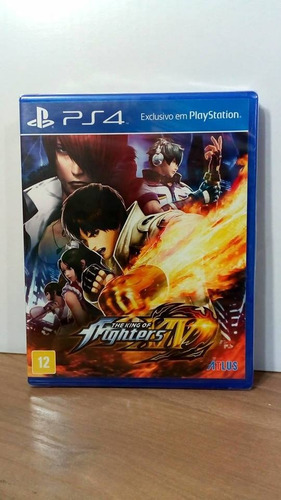 The King Of Fighters Xiv Ps4 Novo Lacrado