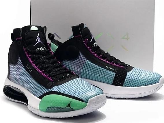 Tenis Basquete 2020 Nike Air Jordan 34 Xxxiv