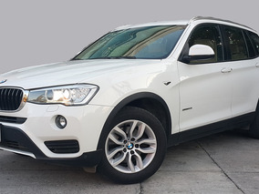 Bmw X3 Sdrive20ia 2016