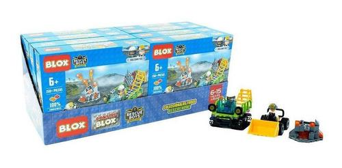 Blox Bloques De Armar Maquina Construcción 158 Pzs Compatibl