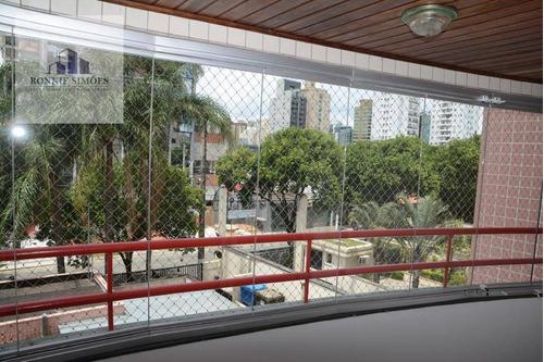 Apartamento Para Alugar Em Moema, Ed. Modular Da Vinci, 3 Dormitórios Sendo 1 Suíte, Varanda Ampla, 4 Banheiros, 2 Vagas Na Garagem, 97 M², São Paulo. - Ap1143