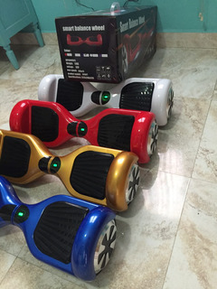 Patineta Electrica Self Balance Hoverboard