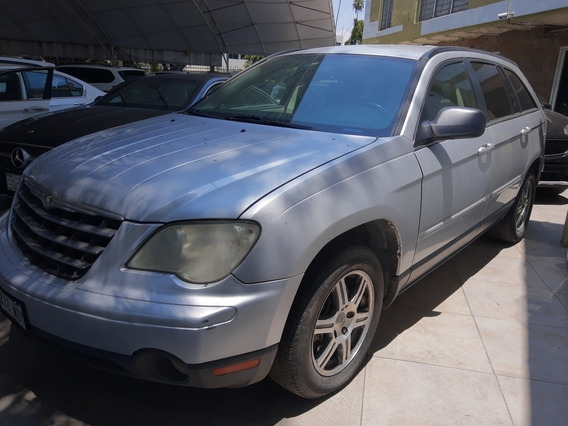 Chrysler Pacifica 2007 Aa Ee Ba Abs Tela Fwd 4x2 At