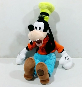 Pateta Pelucia 50cm Original Disney Store Casa Do Mickey