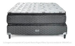 Sommier Y Colchón Piero Nuevo Regno Pillow King Size 200x180