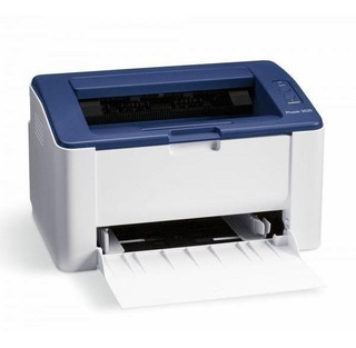 Impresora Laser Blanco Negro Xerox Phaser 3020 Wifi Usb2.0