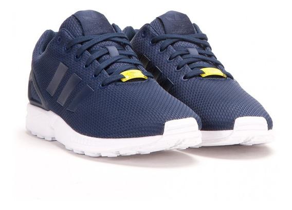 Tenis adidas Hombre Azul Zx Flux M19841