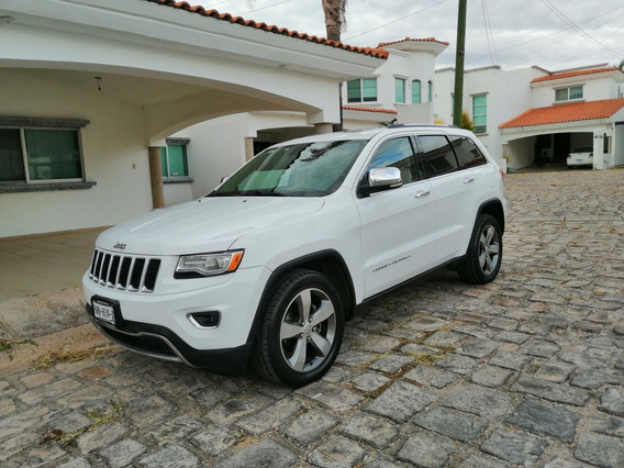 Jeep Grand Cherokee 2015 5.7 Limited Lujo 4x2 Mt
