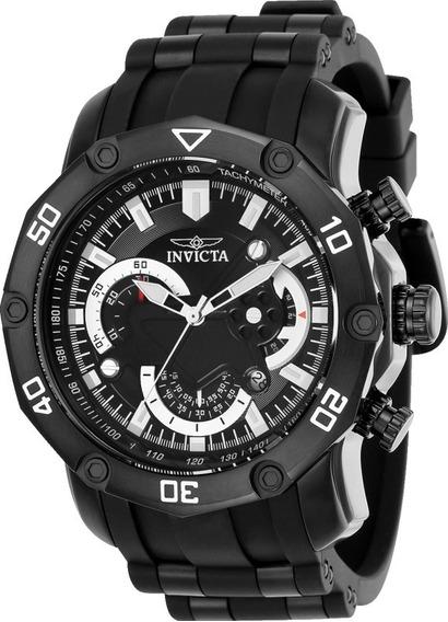 Relógio Invicta Pro Diver 22799 Vd53- Preto Frete Grátis