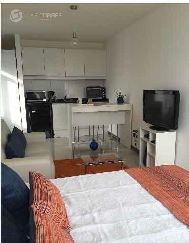 Apartamento - Parque Rodó, Totalmente Amoblado! Disponible A Partir De Fines De Julio !!!!!