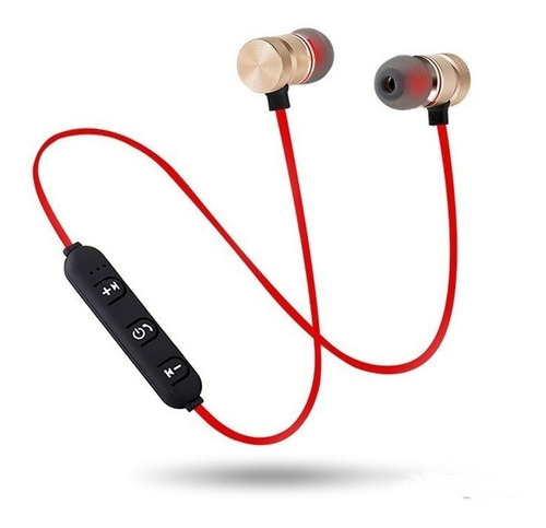 Audifonos Bluetooth Deportivos Inalámbricos Manos Libres