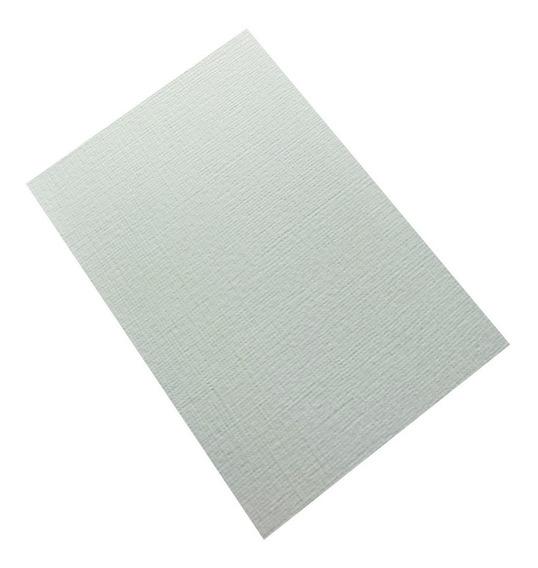 Papel Telado Blanco Tarjeteria Bodas Invitaciones A3 X 50 Hs