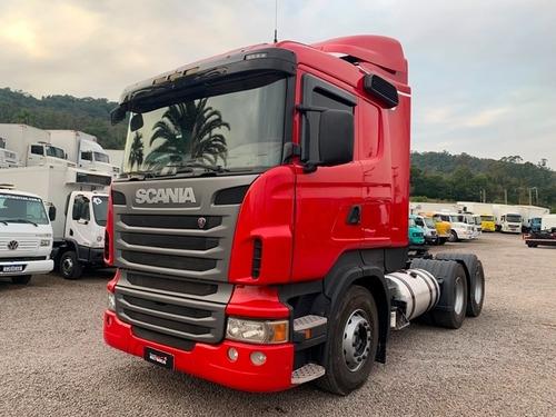 Imagem 1 de 12 de Scania R440 6x4 - Automático