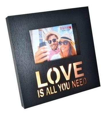 Porta Retrato Love Led