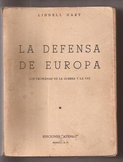 La Defensa De Europa Liddell Hart