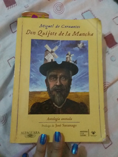 Libro Don Quijote De La Mancha Miguel De Cervantes Usado