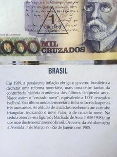 Moedas De Todo O Mundo - Brasil