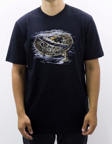 Camiseta Lost Atlantis - Preta