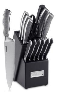 Set Bloque De Cuchillos De Acero Cuisinart C77ss-15p