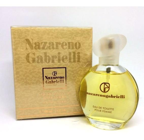 Nazareno Gabrielli Pour Femme 100ml / Nota Fiscal + Brinde