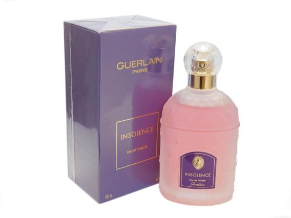 Perfume Guerlain Insolence 100 Ml Edt Feminino Original.
