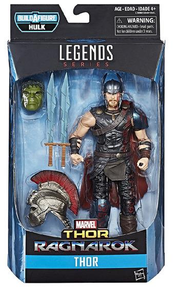 Marvel Legends Thor Ragnarok Baf Hulk Gladiador