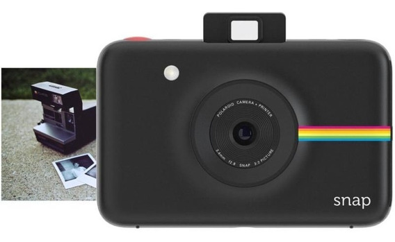Câmera Fotográfica Instantânea Polaroid Snap Touch Polstb 13