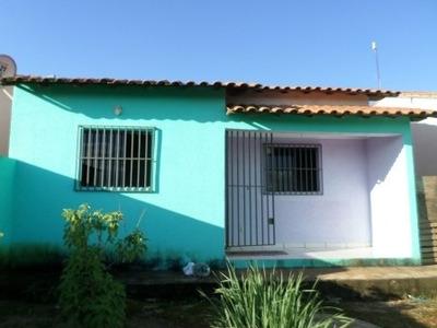 Ágio Casa 02 Qts - Queda Do Descoberto - Águas Lindas-go