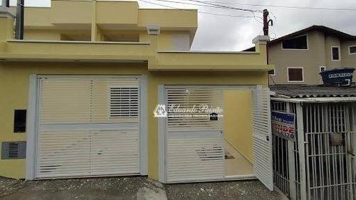 Sobrado Com 3 Dormitórios À Venda, 127 M² Por R$ 680.000,00 - Vila Gopoúva - Guarulhos/sp - So0033